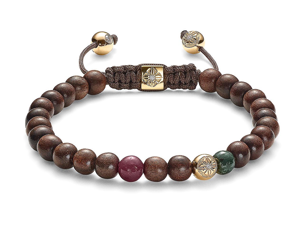 non-braided bracelet